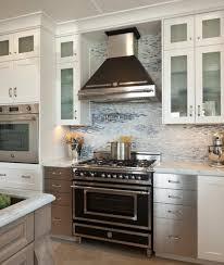 country style kitchen mosaic tile kitchen backsplash stainless