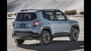 gray jeep renegade jeep renegade trailhawk