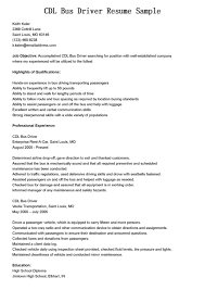 Resume Samples For Truck Drivers by Sample Resume Driver Job