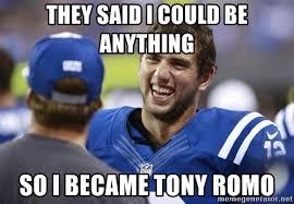 Funny Tony Romo Memes - tony romo funny meme 3300 newsmov