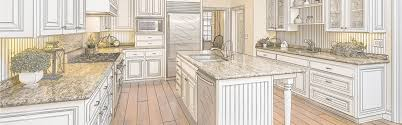 Kitchen Cabinet Shop Drawings Custom Kitchen And Bathroom Cabinets In Pensacola Florida