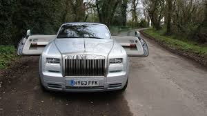 rolls rolls royce rolls royce kills off the phantom coupé and the drophead