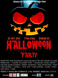 2014 halloween party bishan cc