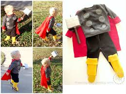 thor costume for toddlers from u0027frozen u0027 to u0027star wars u0027 14 diy halloween costumes every kid