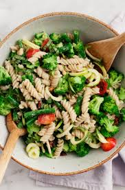 broccoli tahini pasta salad recipe love and lemons