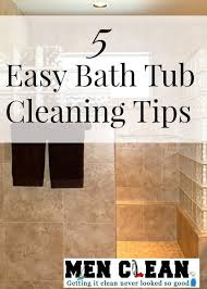 How To Make Bathtub Cleaner The 84 Best Images About Men Clean On Pinterest Toilet Clean