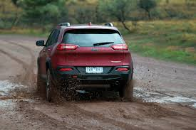 mud jeep cherokee 2014 jeep cherokee trailhawk review off road caradvice