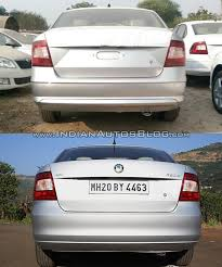 2017 skoda rapid vs 2012 skoda rapid old vs new