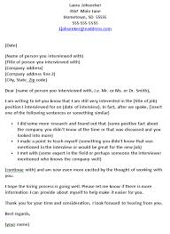 best cover letters for getting job interviews what to write on a