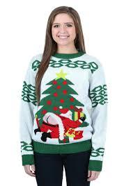 christmas sweaters santa christmas sweater