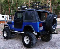 blue jeep 2 door 1993 jeep wrangler yj major lifter off road rock crawler 2 door