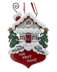 house ornament personalized rainforest islands ferry