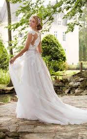 lace wedding gown wedding dresses stella york