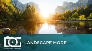 tutorial fotografi landscape sony alpha a6000 mirrorless camera landscape mode tutorial youtube