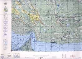 Navigation Map Middle East Operational Navigation Charts Perry Castañeda Map
