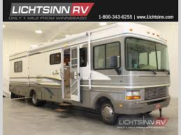 used 2000 fleetwood rv bounder 34d motor home class a at lichtsinn