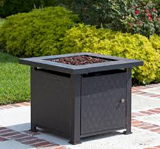 Well Traveled Living Patio Heater by Penbrook Slate Top Lpg Fire Pit Samsclub Com Exclusive Well