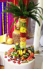 fruit displays delicious fruits fountains fruit palm trees and fruits