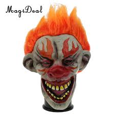 scary clown halloween mask compare prices on evil scary clowns online shopping buy low price