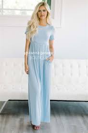 blue maxi dress solid light blue maxi modest dress best and affordable modest