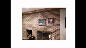 Picture Hangers Without Nails by How To Hang Stuff Easily On A Brick Wall Or Fireplace Without