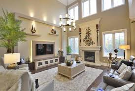 Big Living Room Ideas High Ceiling Decoration For Living Room With Large Wall Nytexas