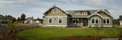 this beautiful craftsman style home is a popular design bringing a