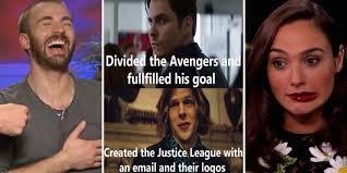 The League Memes - marvel vs dc 15 memes that prove mcu s villains are better