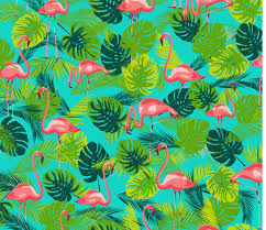 pink retro kitchen collection oilcloth flamingo part of our spring collection 2014 also