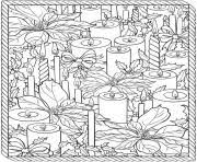 christmas adults coloring pages free printable
