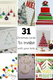 133 best kid made christmas cards images on pinterest christmas