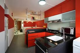 Home Interior Design For 1bhk Flat Apartment Interior Design Before And After Pictures By