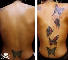 butterfly addition to tr st tattoos