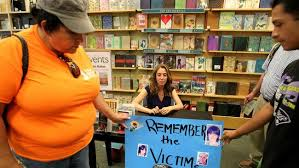 Barnes And Nobles San Diego Firestorm Erupts Over Book About Girls U0027 Murderer The San Diego