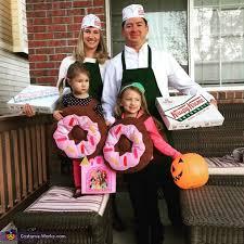 Amigos Halloween Costume Donut Family Costume Costume Works Halloween Costume Contest