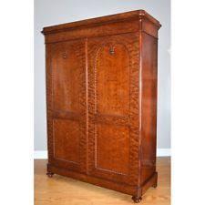 Restoration Hardware Armoire Antique Armoires U0026 Wardrobes Ebay