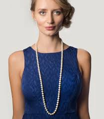 pearls necklace length images Real pearl necklaces luxury freshwater cultured pearl lang jpg