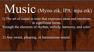 Extended Definition Essay Example Word Origins Music Youtube