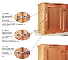 how to adjust european cabinet door hinges amazing the ultimate guide to installing european hinges diy