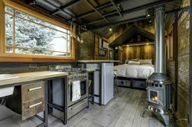 This 74k Tiny Home Has An Incredible Interior That U0027s Larger Than