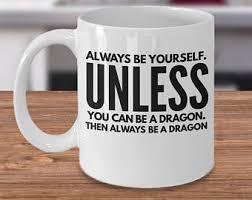 Dragon Coffee Cup Dragon Gift Etsy