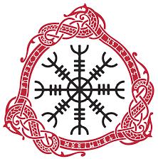 origin of the word love aegishjalmr aegishjalmur the helm of awe symbol and its meaning