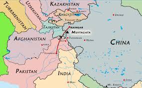 Kyrgyzstan Map Thomas P M Barnett Blog