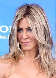 jennifer aniston hair flawless as usual http