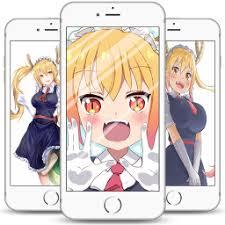anime wallpaper hd app kobayashi maid dragon anime wallpapers hd app ranking and store data