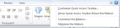 how to use thesaurus in powerpoint