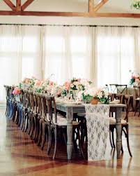 Martha Stewart Dining Room by A Pastel Wedding At A Texas Orchard Martha Stewart Weddings