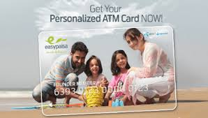 personalize your easypaisa atm card with picture of you