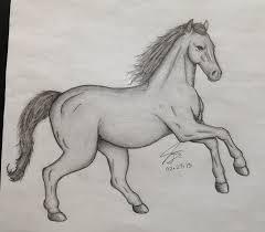 pencil drawings pencil drawings of horses