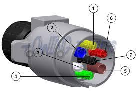 fix trailer lights diagrams 7 pin wiring